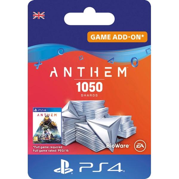 Anthem™ 1050 Shards Pack - PS4 (Digital Download)