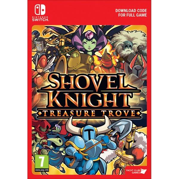 Shovel Knight Treasure Trove Nintendo Switch (Digital Download)