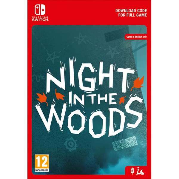 Night In The Woods - Nintendo Switch (Digital Download)