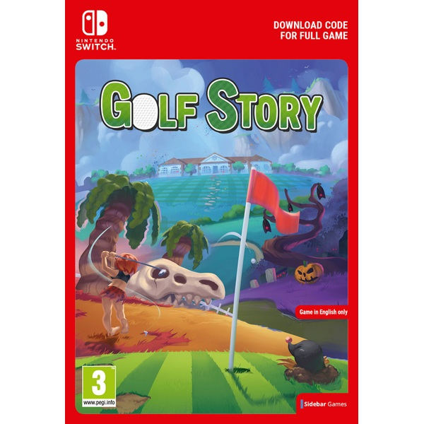 Golf Story - Nintendo Switch (Digital Download)