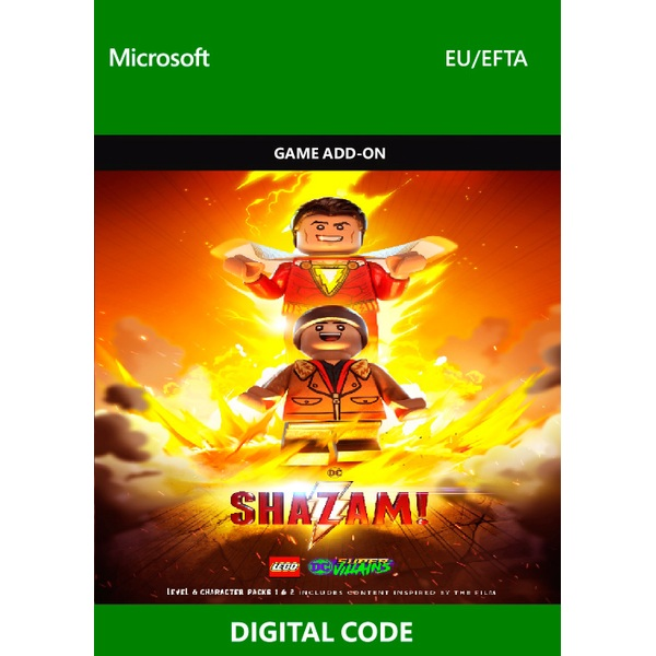 Shazam! DLC For LEGO DC Super Villains Xbox One (Digital Download) - Xbox  One Games & Games Add-Ons UK