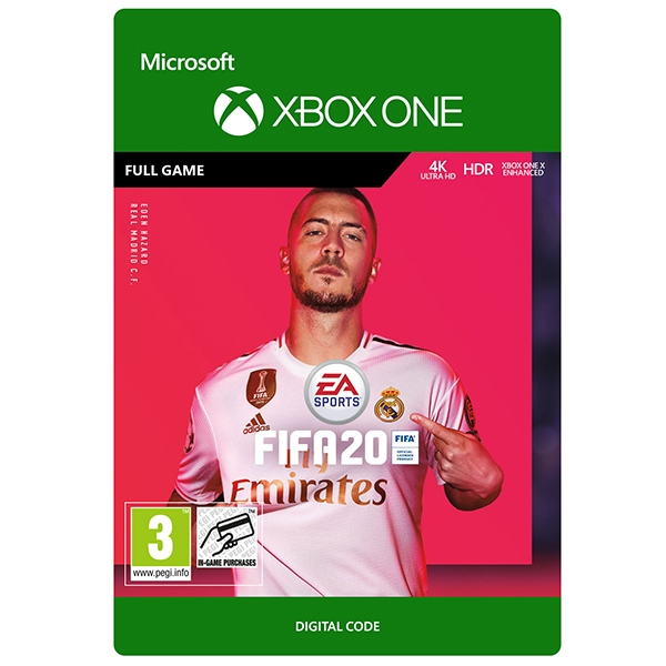 FIFA 20 Standard Edition - Xbox One (Digital Download)