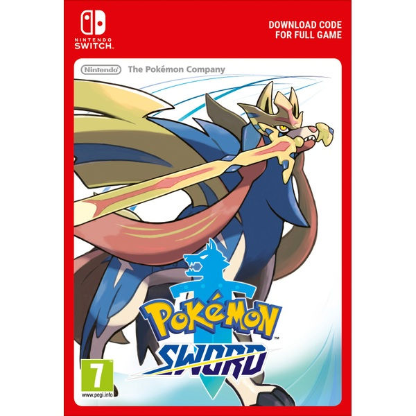 Pokémon Sword - Nintendo Switch (Digital Download)