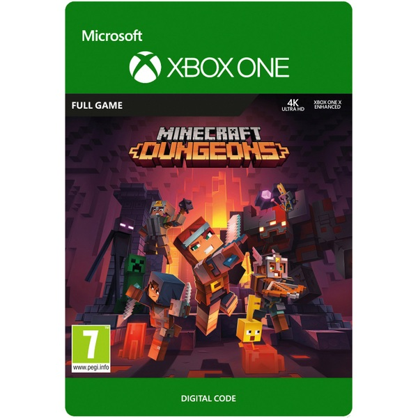 Minecraft Dungeons Xbox One (Digital Download)