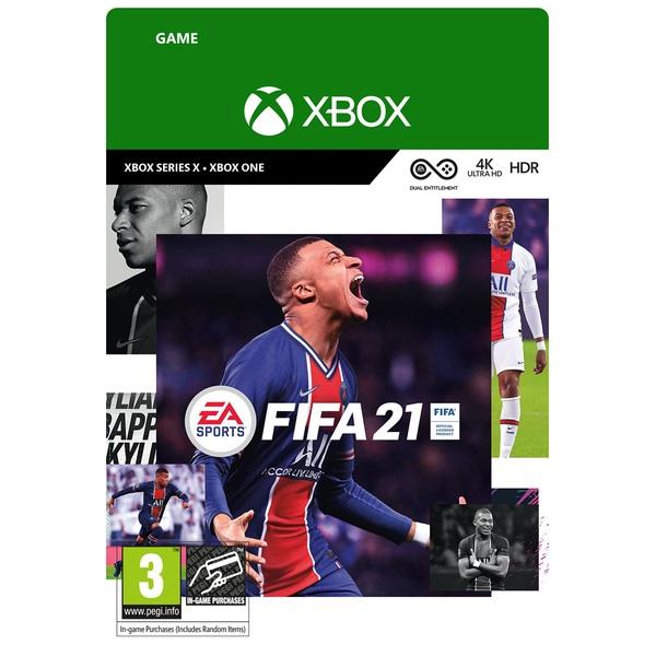 FIFA 21 - Xbox One (Digital Download)