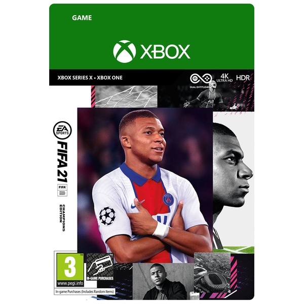 FIFA 21 Champions Edition - Xbox One (Digital Download)