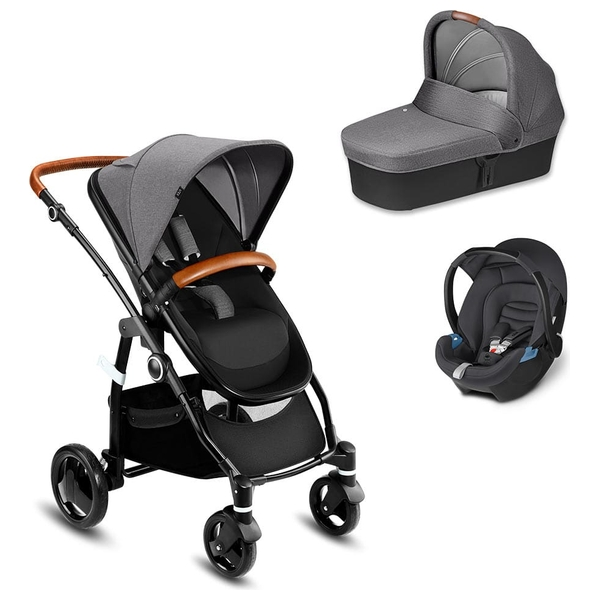 CBX Leotie Lux Travel System & Car Seat Bundle