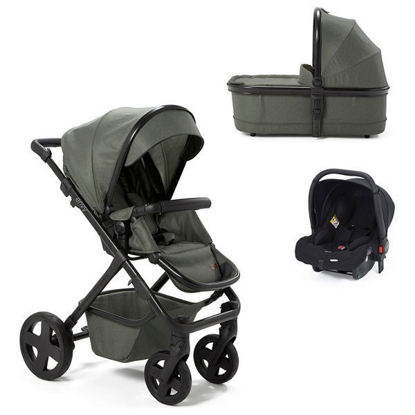 Baby Elegance Envy Travel System Bundle
