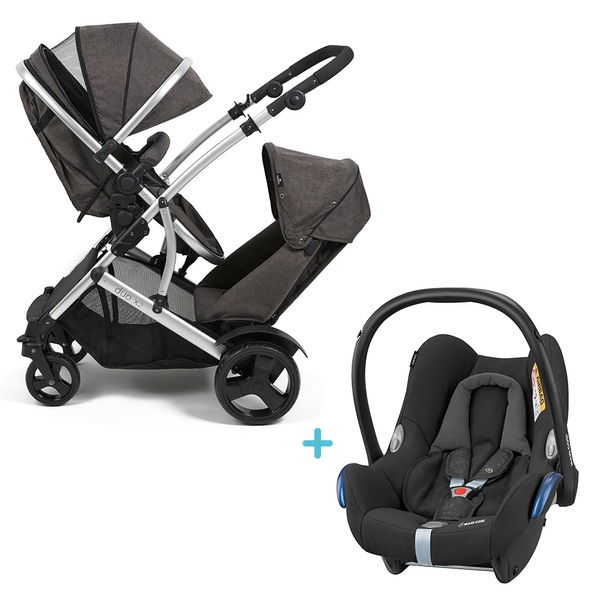 Babylo Duo X2 Travel System and Car Seat