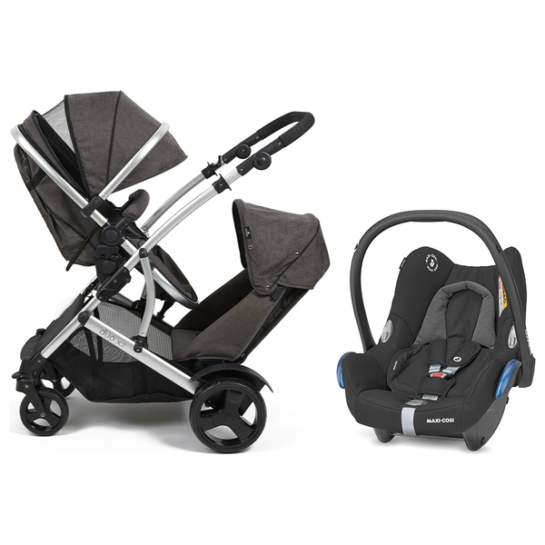 Babylo Duo X2 Travel System & Car Seat Bundle