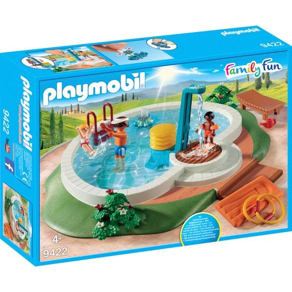 Playmobil 9422 Family Fun Swimming Pool