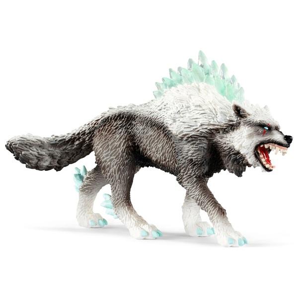 Schleich Eldrador Snow Wolf