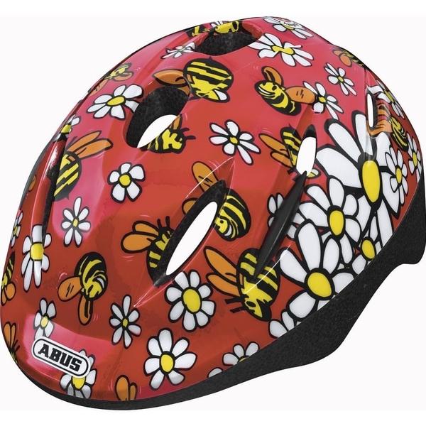 abus fahrradhelm smooty funny bee gr s fahrradhelme. Black Bedroom Furniture Sets. Home Design Ideas