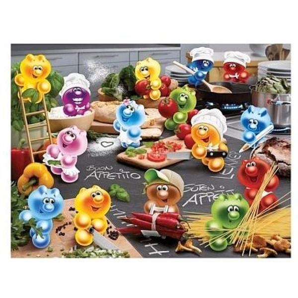 Ausgefallenkreatives - Ravensburger Puzzle Küche, Kochen, Leidenschaft, 2000 Teile - Onlineshop Smyths Toys