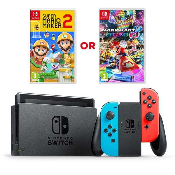 nintendo switch jeux just dance 2018