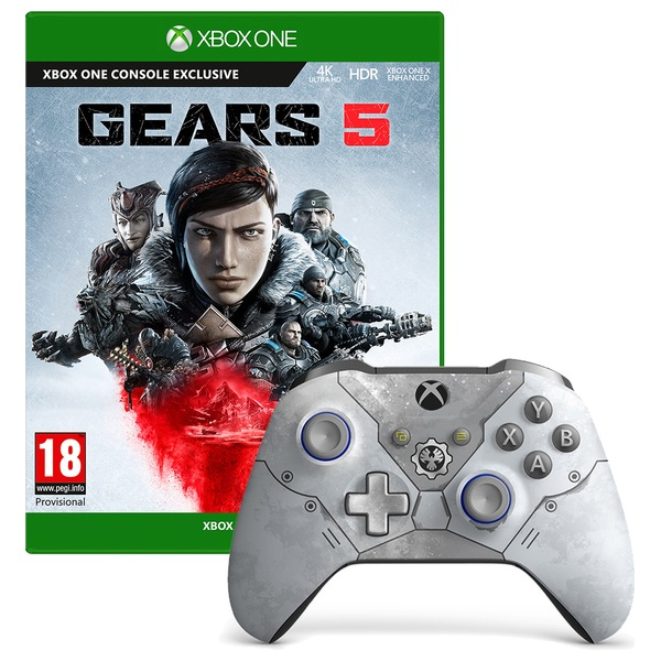 Gears 5 & Gears 5 Kait Diaz Limited Edition Controller