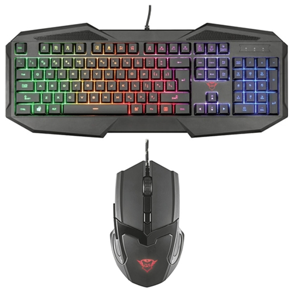 Avonn Gaming Keyboard & Gav Optical Gaming Mouse