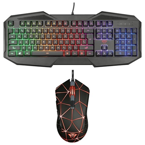 Avonn Gaming Keyboard & Locx Gaming Mouse