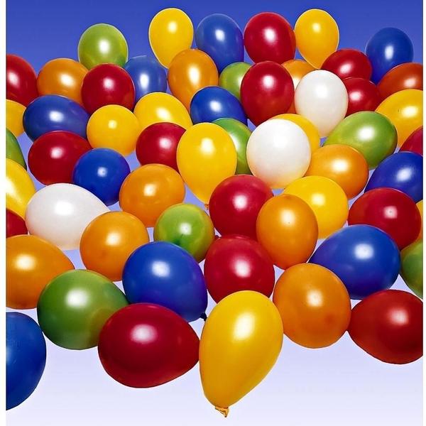 Partybedarfballons - Riethmüller Ballons Wasserbomben, 100 Stück - Onlineshop Smyths Toys