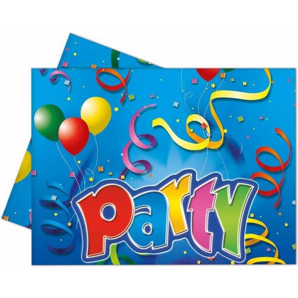 Partybedarfballons - Procos Party Streamers, Tischdecke - Onlineshop Smyths Toys