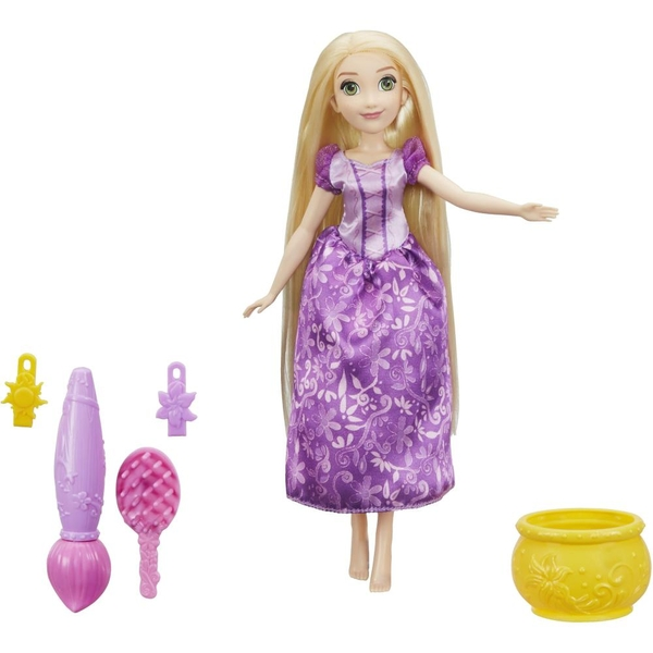 Disney Princess Rapunzel Stamp & Style