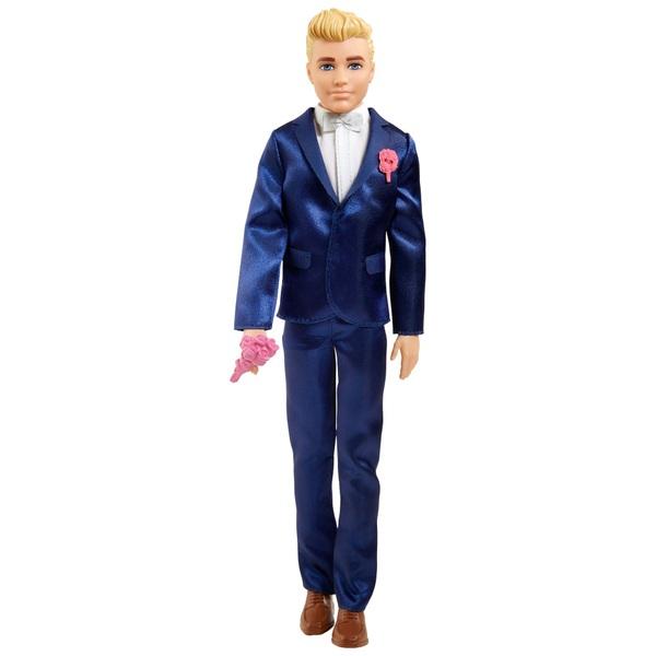 Barbie Fairytale Ken Groom Doll