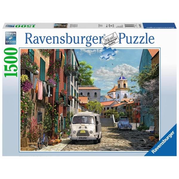 Ausgefallenkreatives - Ravensburger Puzzle Idyllisches Südfrankreich, 1500 Teile - Onlineshop Smyths Toys
