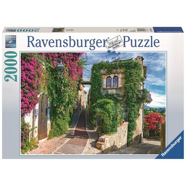 Ausgefallenkreatives - Ravensburger Puzzle Französische Idylle, 2000 Teile - Onlineshop Smyths Toys