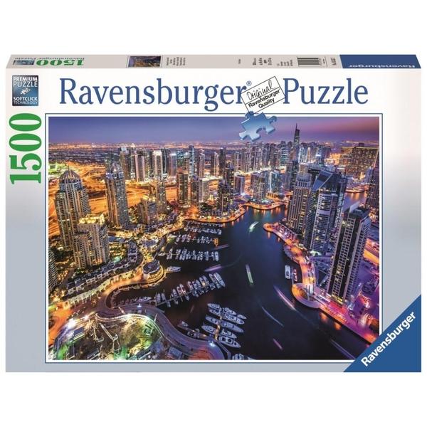 Ausgefallenkreatives - Ravensburger Puzzle Dubai am Persischen Golf, 1500 Teile - Onlineshop Smyths Toys
