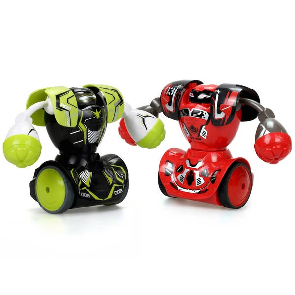 Robo Kombat Twin Pack Fighting Robots