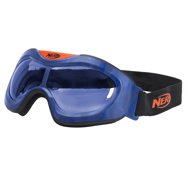 NERF Elite Safety Goggles Blue