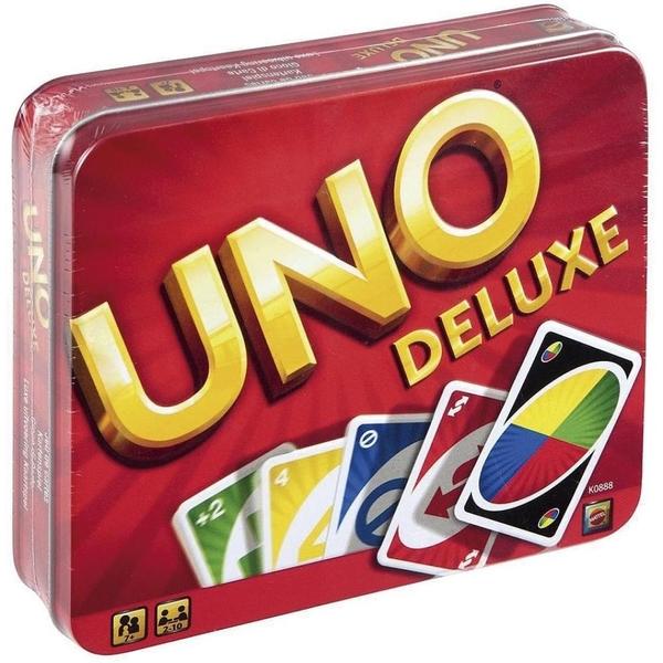 Image of Mattel Games - UNO Deluxe