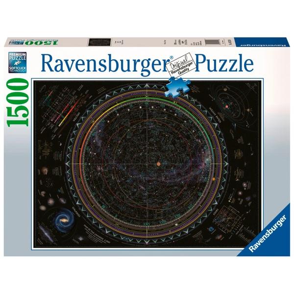 Ausgefallenkreatives - Ravensburger Puzzle Universum, 1500 Teile - Onlineshop Smyths Toys