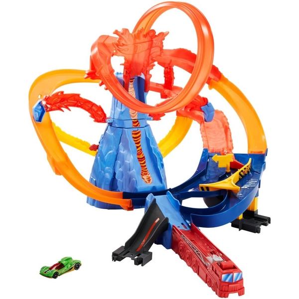 Hot Wheels Volcano Trackset
