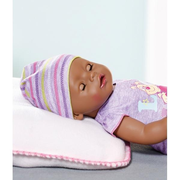 Baby Born Interactive Girl Brown Eyes Baby Born Uk