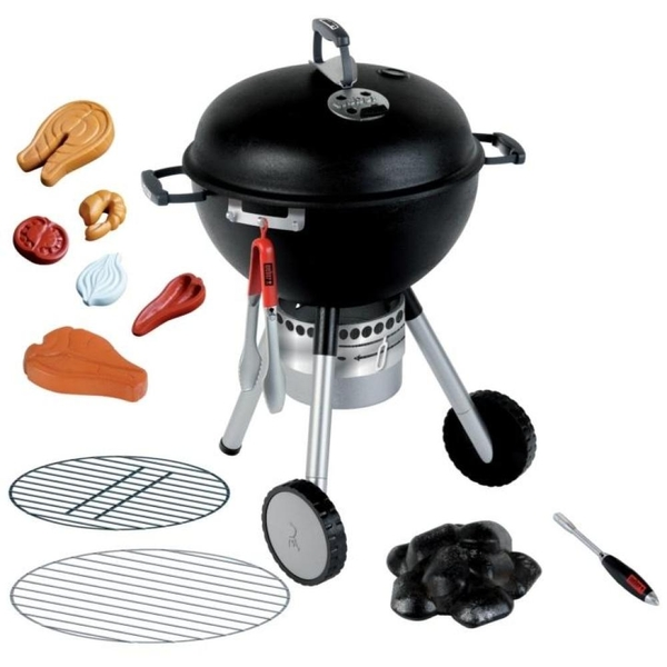 Weber - Grill Premium, light and sound