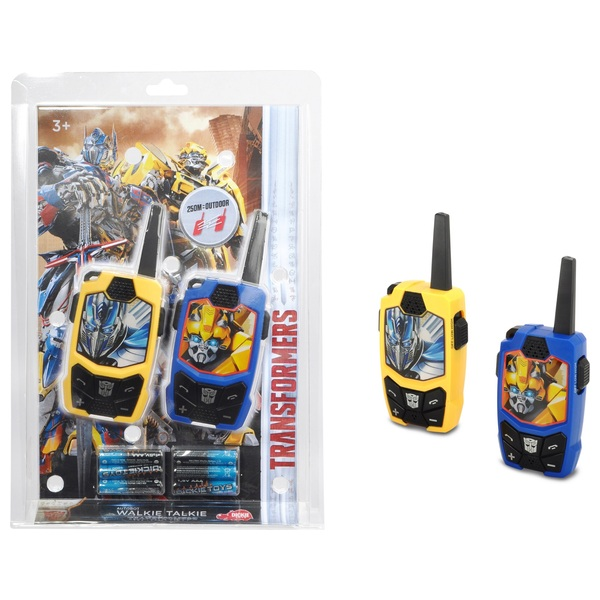 Transformers - Walkie-Talkie-Set Mission to Cybertron