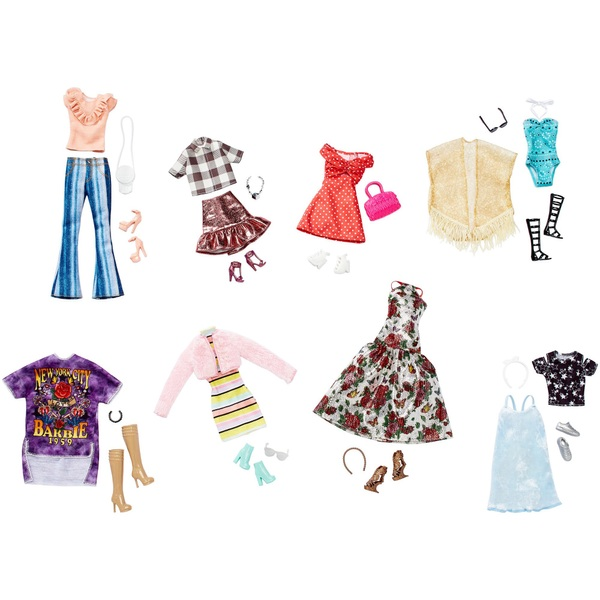 Barbie Fashions Multipack