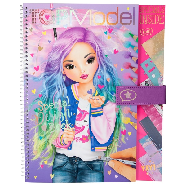 TOPModel Special Design Book and Video