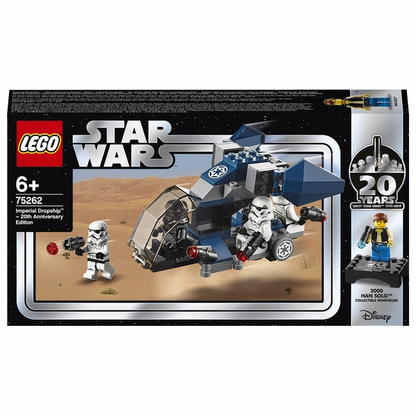 Image of LEGO Star Wars - 75262 Imperial Dropship – 20 Jahre LEGO Star Wars