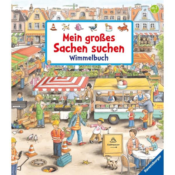 Sachen Suchen Wimmelbuch