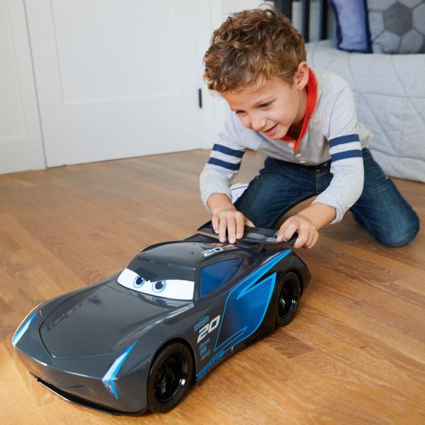 Disney Pixar Cars Jackson Storm 52cm Large Toy Car