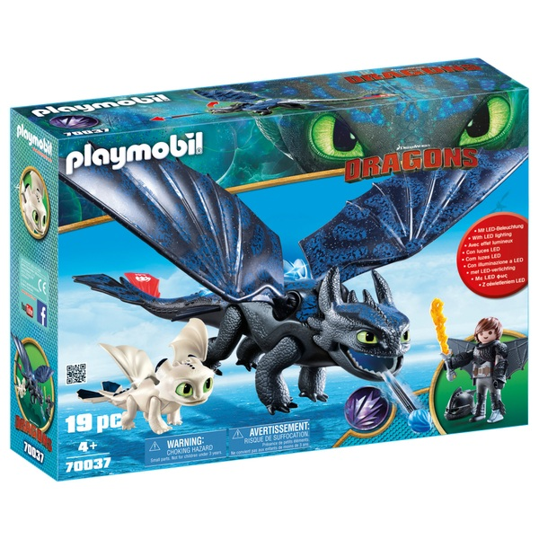 Playmobil 70037 DreamWorks Dragons Hiccup and Toothless
