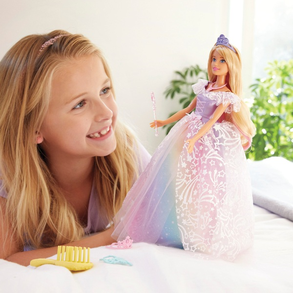 ​Barbie Dreamtopia Royal Ball Princess Doll