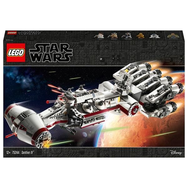 LEGO 75244 Star Wars Tantive IV Cruiser Building Set