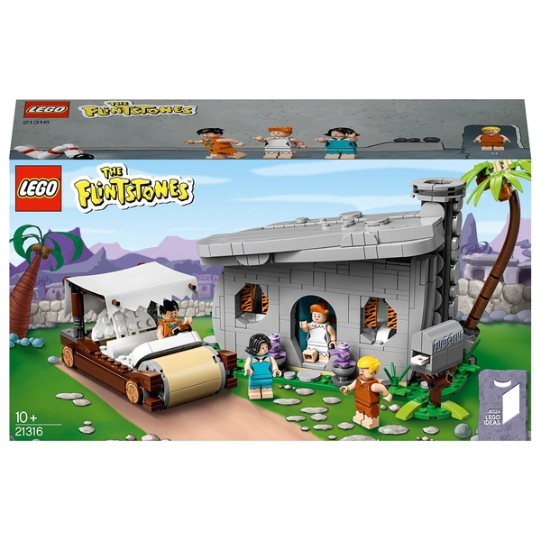 LEGO 21316 Ideas The Flintstones Collectible Set