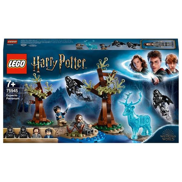 LEGO 75945 Harry Potter Expecto Patronum Building Set