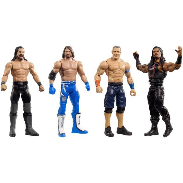 Nützlichfanartikel - WWE Top Talent Figur, sortiert - Onlineshop Smyths Toys