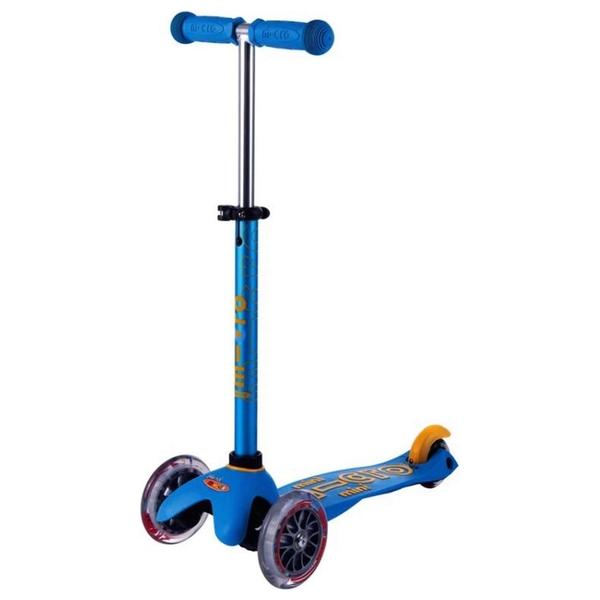 Mini Micro Deluxe Scooter Blue