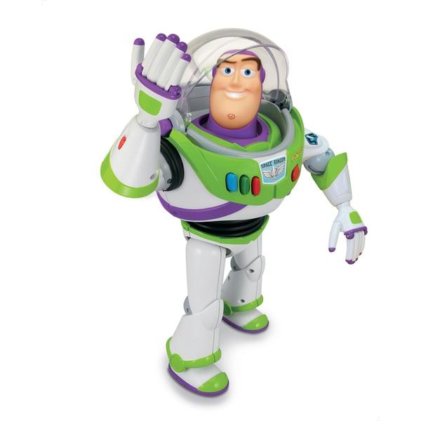 Toy Story 4 - Karate Buzz Lightyear Spielzeug Figur